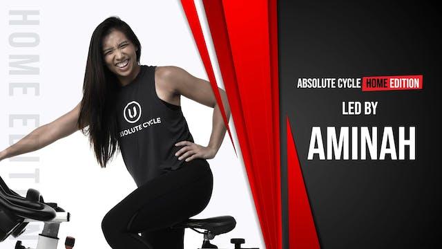 AMINAH - ABSOLUTE 45 (29 JULY 2021)