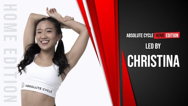 CHRISTINA - ABSOLUTE 45 (7 October 2021)