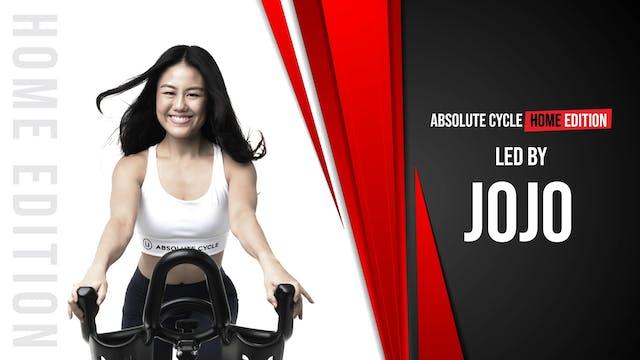 JOJO - ABSOLUTE 45 (24 August 2021)