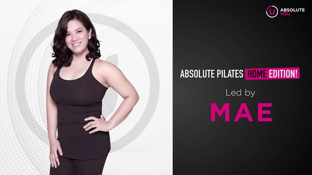 MAE - FIT & TONE (8 August 2021) (Eng)