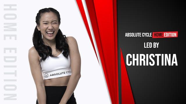 CHRISTINA - ABSOLUTE 45 (5 JULY 2021)