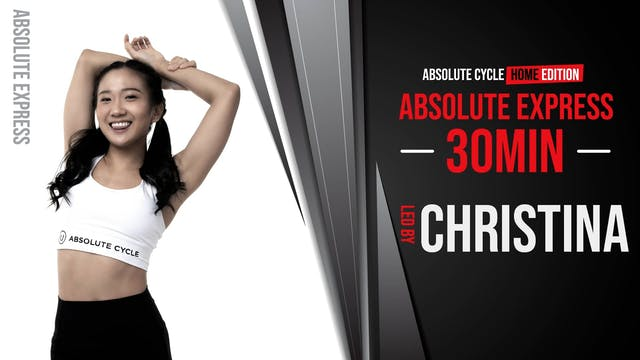 CHRISTINA - ABSOLUTE EXPRESS 30 (24 S...