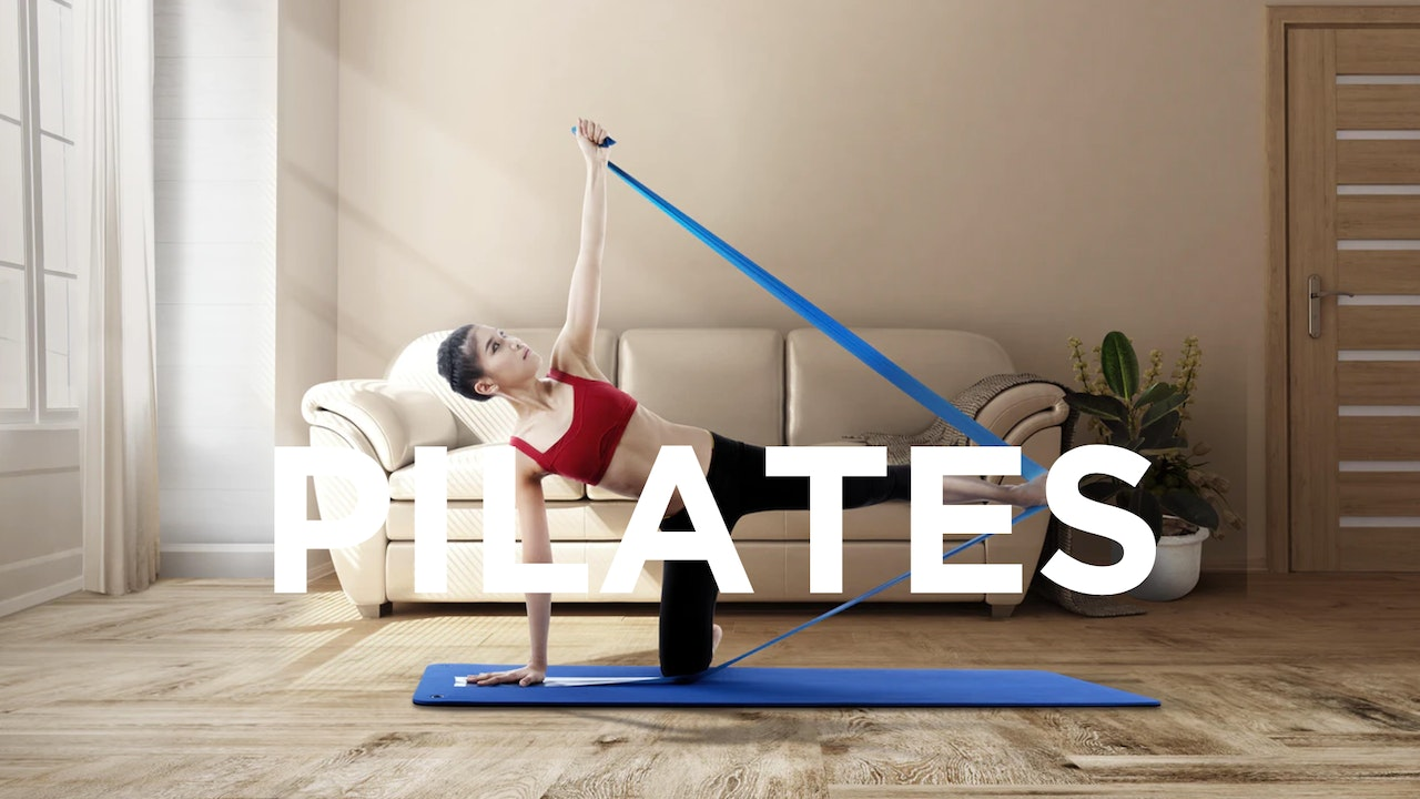 ABSOLUTE PILATES @ HOME