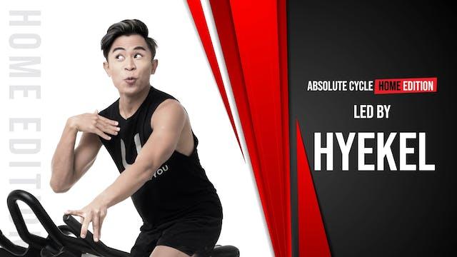 HYEKEL - ABSOLUTE 45 (6 AUGUST 2021)