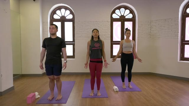 Yoga - Detox Flow with Janice (Eng)