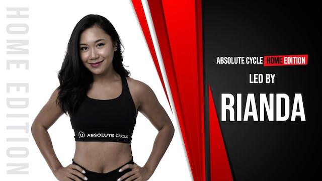 RIANDA - ABSOLUTE 45 (10 September 2021)