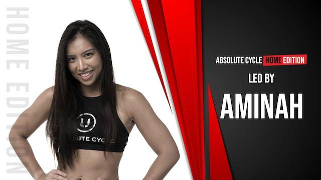 AMINAH - ABSOLUTE 45 (18 August 2021)