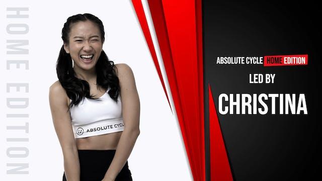 CHRISTINA - ABSOLUTE 45 (15 October 2...