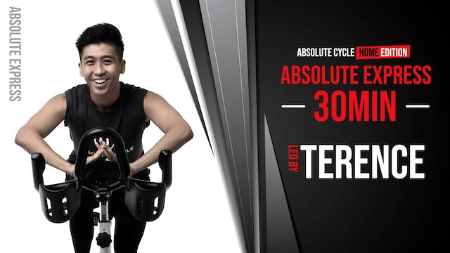 TERENCE - ABSOLUTE EXPRESS 30 (15 Sep...