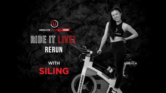 SILING - ABSOLUTE 45 (Ride it LIVE on 4 October 2021)