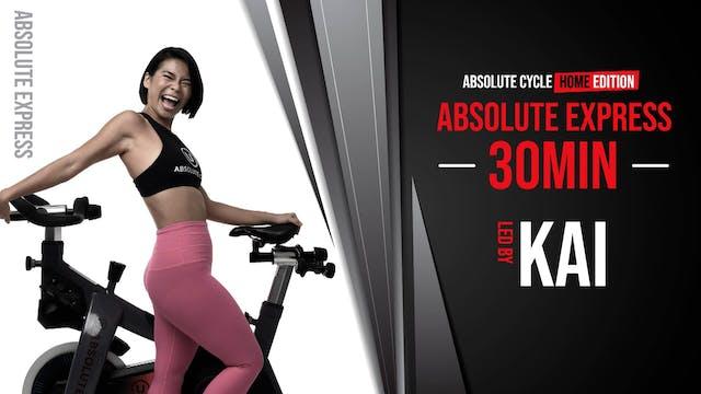 KAI - ABSOLUTE EXPRESS 30 (1 OCTOBER ...
