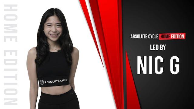 NIC G - ABSOLUTE 45 (24 JUNE 2021)