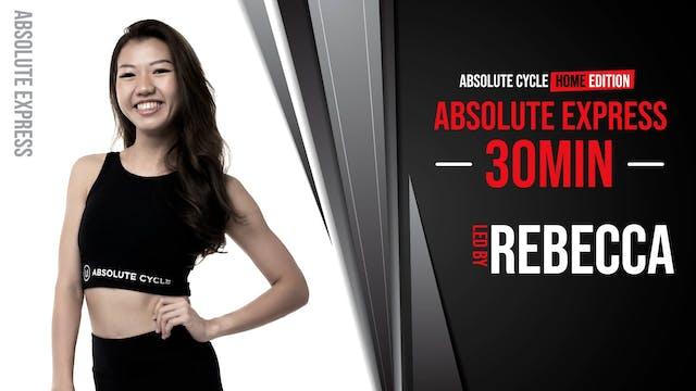 REBECCA - ABSOLUTE EXPRESS 30 (1 Sept...