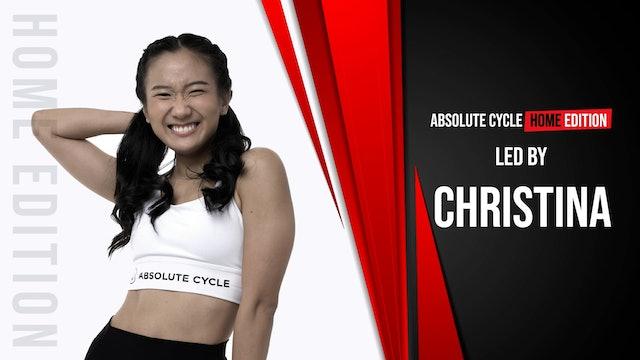 CHRISTINA - ABSOLUTE 45 (21 September 2021)