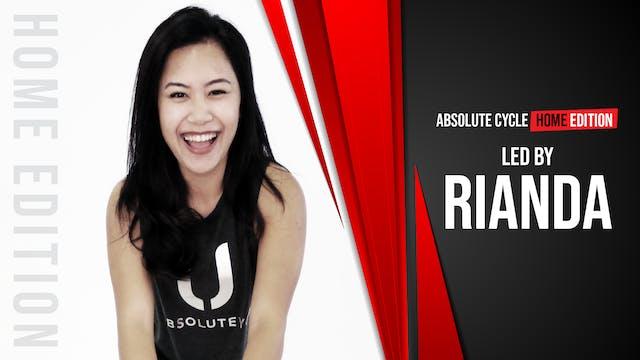 RIANDA - ABSOLUTE 45 - THEME RIDE (9 ...