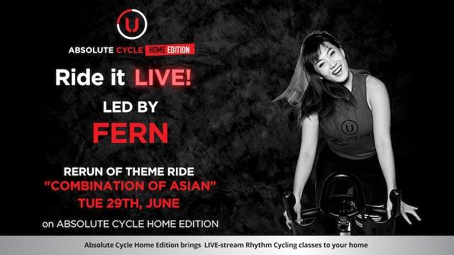 FERN - ABSOLUTE 45 (Ride it LIVE on 29 June 2021)