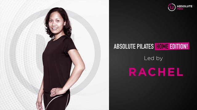 RACHEL - ABS & ARMS (29 July 2021) (Eng)
