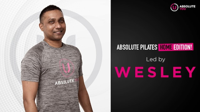 WESLEY - ABS & ARMS 30 MIN (24 October 2021)