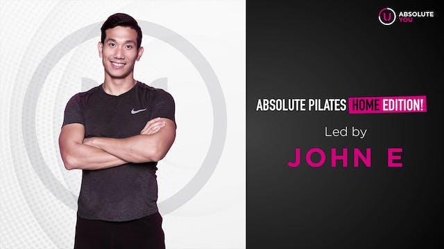 JOHN E - ABS & ARMS (10 August 2021) ...