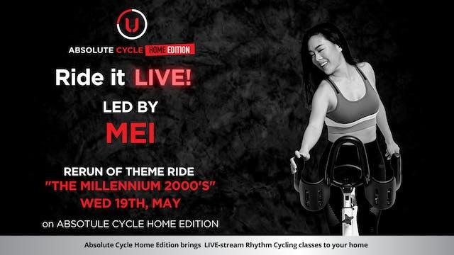 MEI - ABSOLUTE 45 (Ride it LIVE on 19...