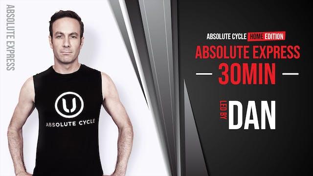 DAN - ABSOLUTE EXPRESS 30 (28 JANUARY...
