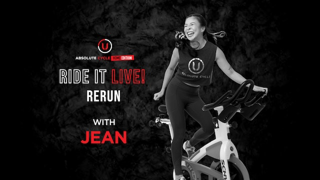 JEAN - ABSOLUTE 45 (Ride it LIVE on 27 September 2021)
