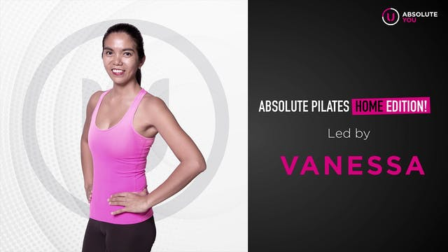 VANESSA - ABS & ARMS (21 July 2021)