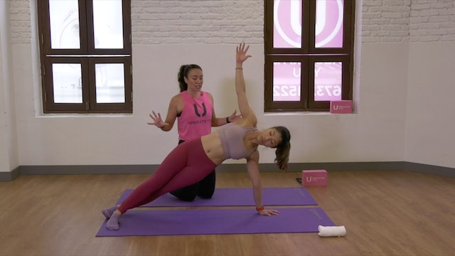 F.I.T. - Core & Lower Body with Chantal (Eng)
