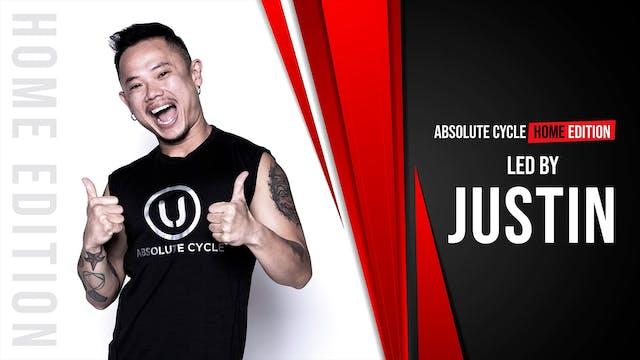 JUSTIN - ABSOLUTE 45 (14 SEPTEMBER 2021)