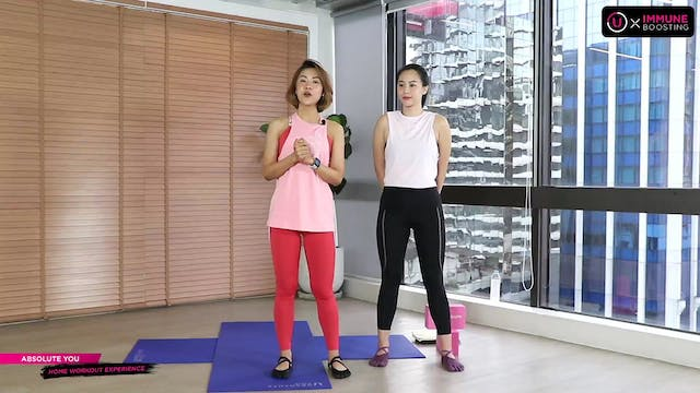 Mat Pilates - Firm Your Core with Sta...