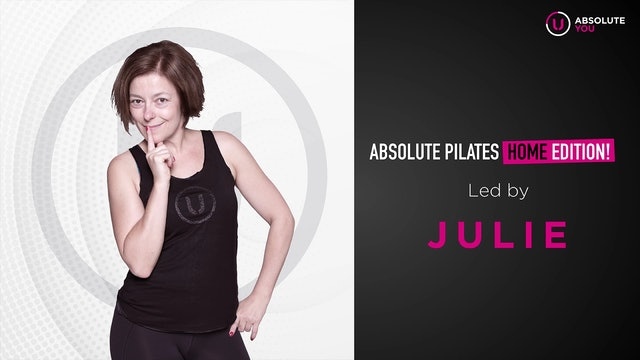 JULIE - ABS & ARMS (16 July 2021)