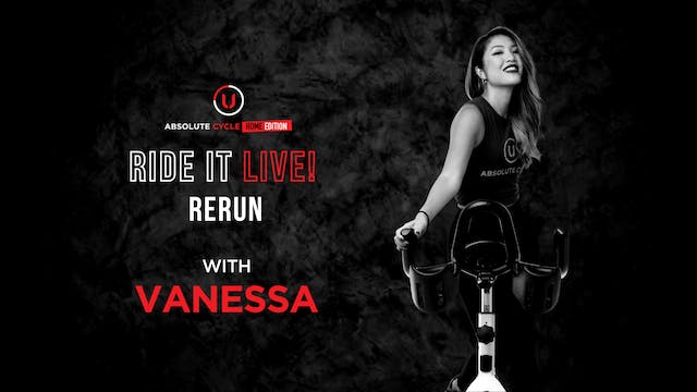 VANESSA - ABSOLUTE 45 (Ride it LIVE o...