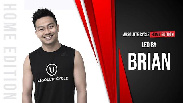 BRIAN - ABSOLUTE 45 (3 AUGUST 2021)