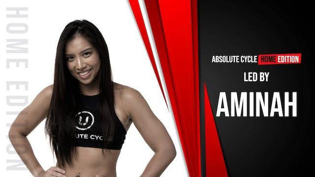 AMINAH - ABSOLUTE 45 (6 October 2021)