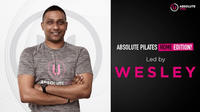 WESLEY - SIX PACK ABS 30 MIN (2 Octob...