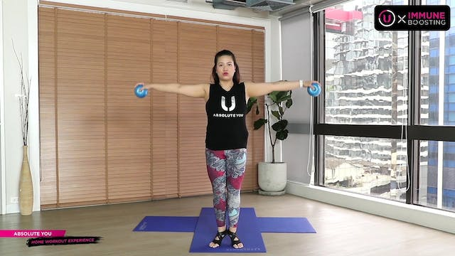 Mat Pilates - Firm Your Core with Mae...