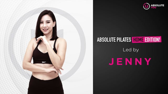 JENNY - ABS & ARMS (24 July 2021) (Thai)