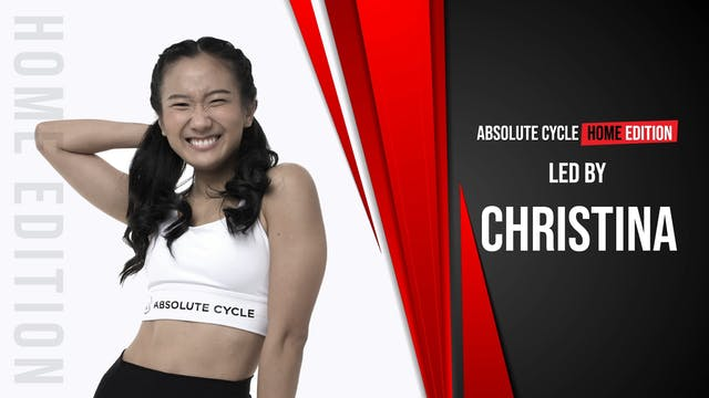 CHRISTINA - ABSOLUTE 45 (27 JULY 2021)