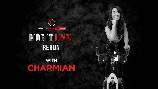 CHARMIAN - ABSOLUTE 45 (Ride it LIVE on 30 September 2021)