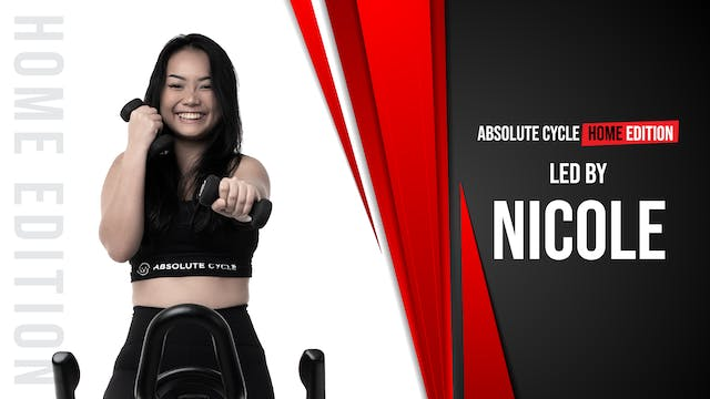 NICOLE - ABSOLUTE 45 (31 August 2021)