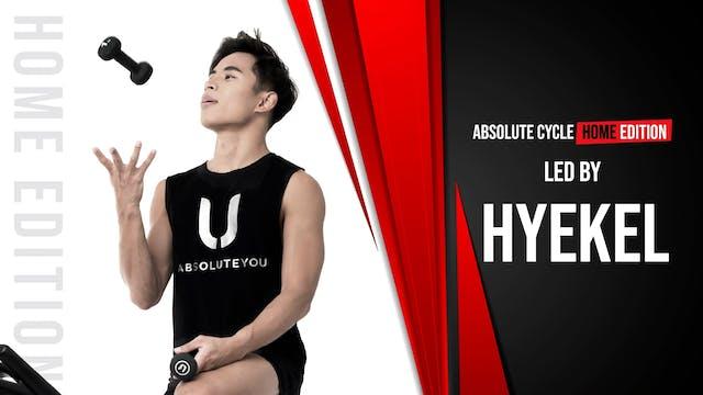 HYEKEL - ABSOLUTE 45 (9 September 2021)
