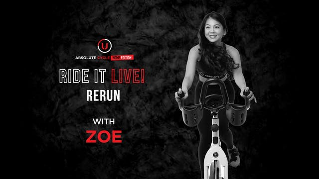 ZOE - ABSOLUTE 45 (Ride it LIVE on 1 ...