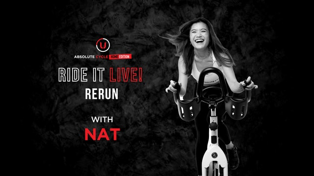 NAT - ABSOLUTE 45 (Ride it LIVE on 24 September 2021)