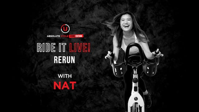 NAT - ABSOLUTE 45 (Ride it LIVE on 24...