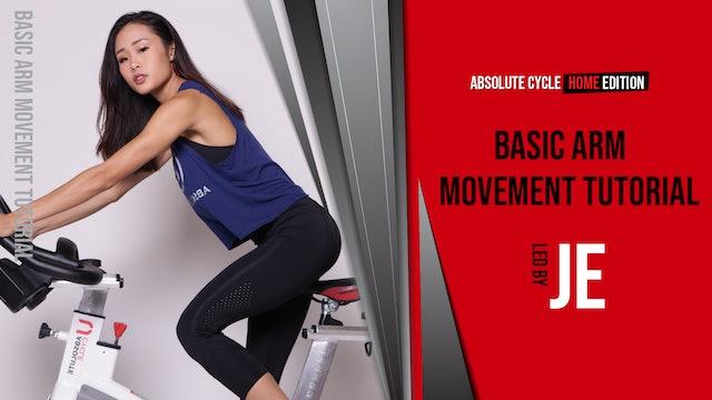 JE - BEGINNER - BASIC ARM MOVEMENT TUTORIAL