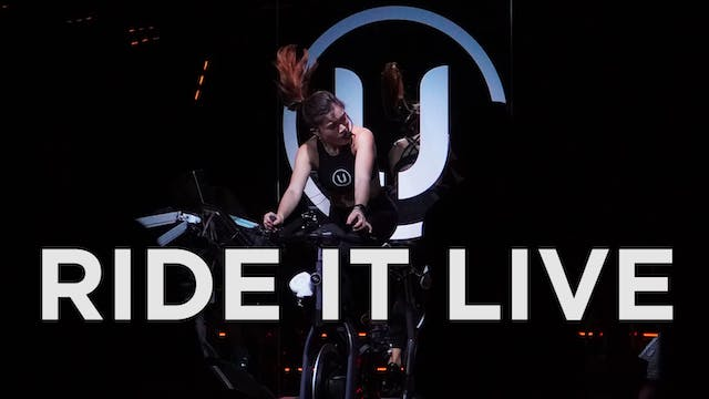 Ride it LIVE! (SG) - MONDAY (SINGLE-DAY ACCESS)
