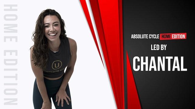 CHANTAL - ABSOLUTE 45 (26 JULY 2021)