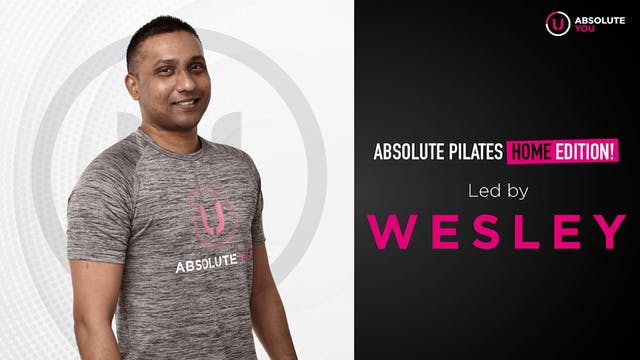 WESLEY - SHOULDERS & ARMS 30 MIN (10 ...