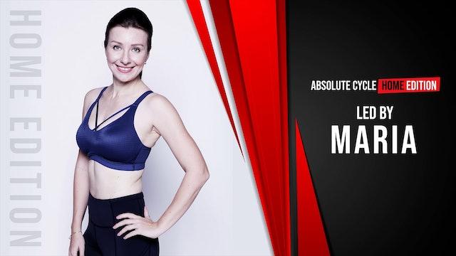 MARIA - ABSOLUTE 45 - THEME RIDE DANCE DANCE REVOLUTION (2 SEPTEMBER 2021)