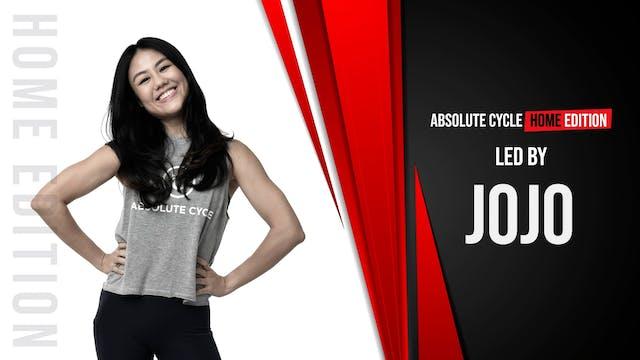 JOJO - ABSOLUTE 45 (23 September 2021)